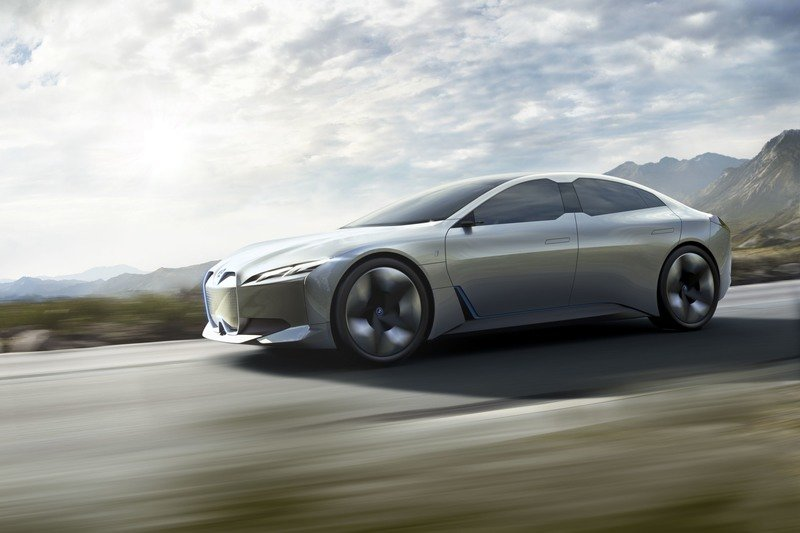 2017 BMW i Vision Dynamics Concept High Resolution Exterior Wallpaper quality - image 730732