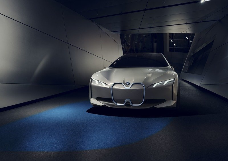 2017 BMW i Vision Dynamics Concept High Resolution Exterior - image 730725