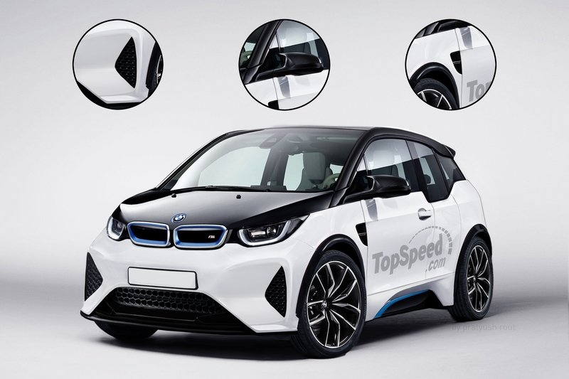 2020 BMW i3 M Exterior Exclusive Renderings Computer Renderings and Photoshop - image 733434