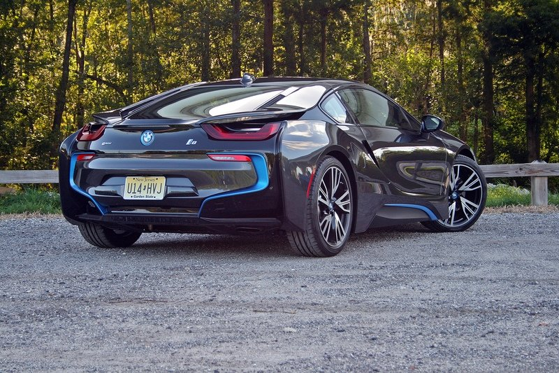 2017 Bmw I8 Driven Top Speed