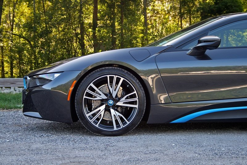 2017 BMW i8 – Driven High Resolution Exterior - image 732604