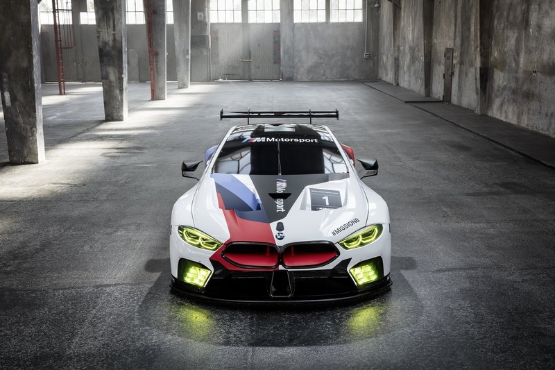 BMW's M8 GTE Le Mans Competitor Previews Production M8 Model High Resolution Exterior - image 731263