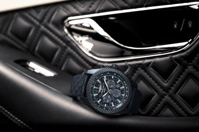 Breitling's New Timepiece Is A Fitting Ode To The New Continental GT - image 732869