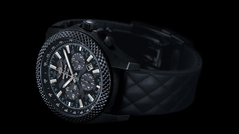Breitling's New Timepiece Is A Fitting Ode To The New Continental GT