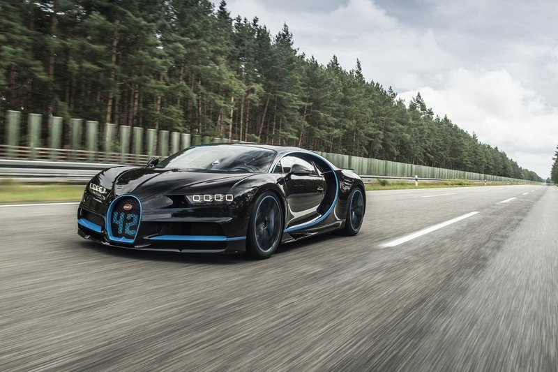 Is Your Bugatti Chiron Being Recalled? You'll Need the