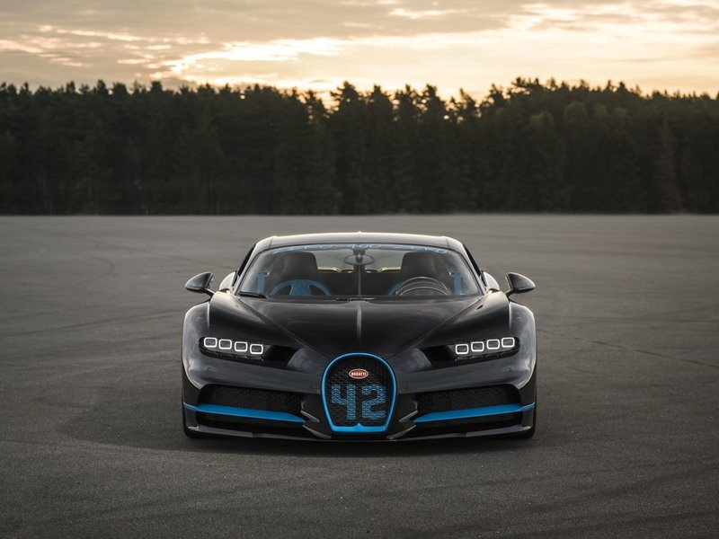 Eagle Eye: Bugatti Knows Everything About Every Chiron It Builds and Sells