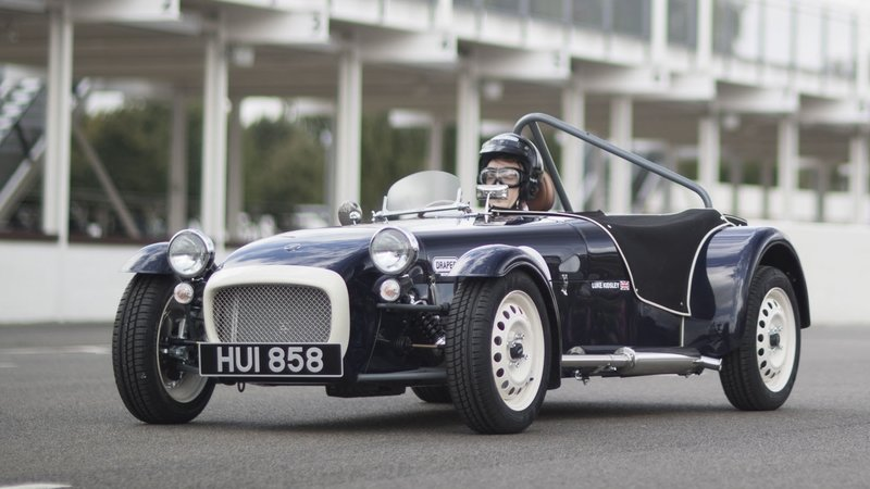 2017 Caterham Seven SuperSprint