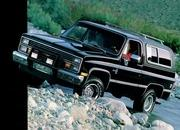 Chevy Rumored To Revive Blazer name on 2019 Crossover - image 732840