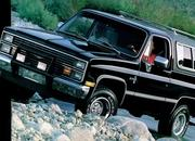 Chevy Rumored To Revive Blazer name on 2019 Crossover - image 732843