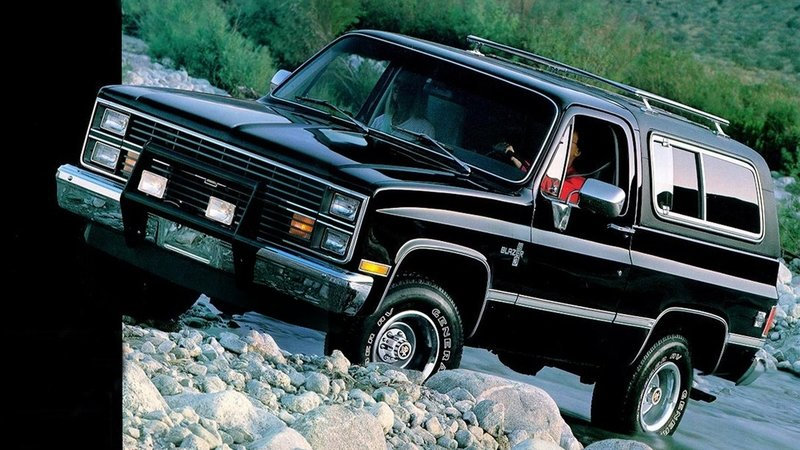 Chevy Rumored To Revive Blazer name on 2019 Crossover