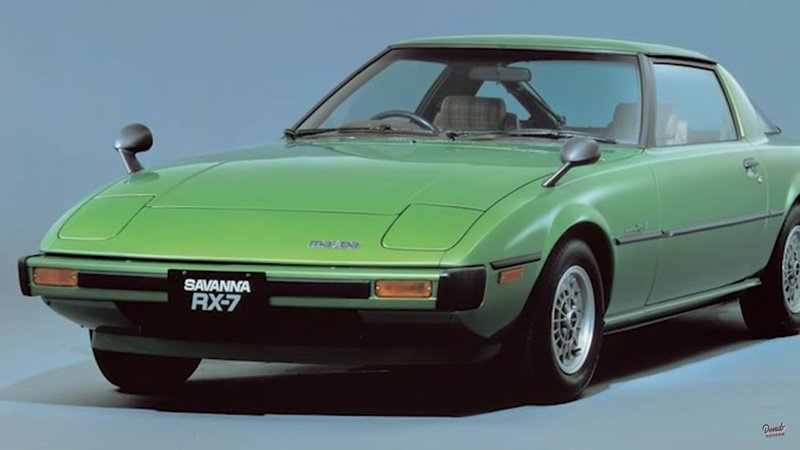 Donut Media Takes A Hard Look At The Mazda RX 7: Video