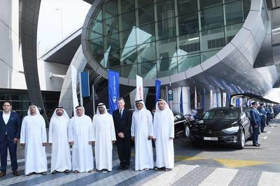 Dubai Takes Delivery Of Tesla Model S And Model X Taxis - image 732863