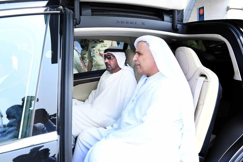 Dubai Takes Delivery Of Tesla Model S And Model X Taxis