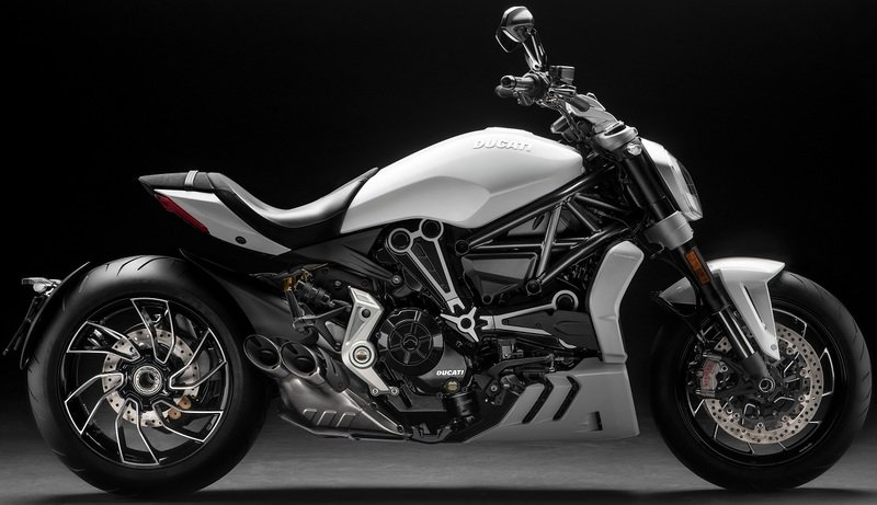 For the first time, the Ducati's Devil looks sane.