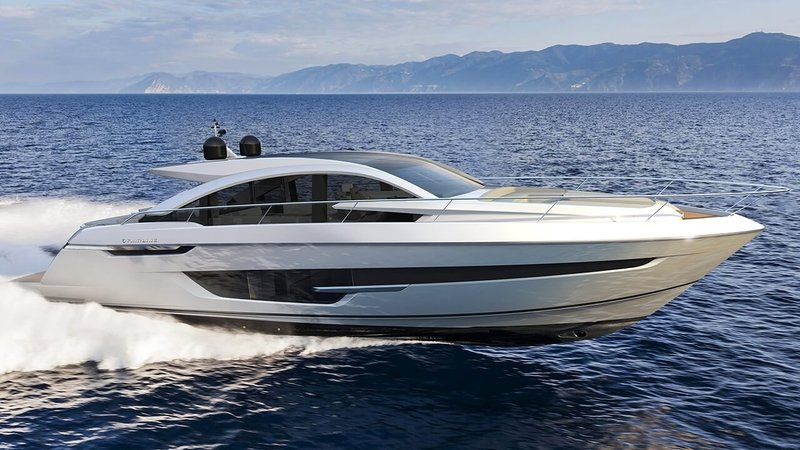 2018 Fairline Targa 63 GTO