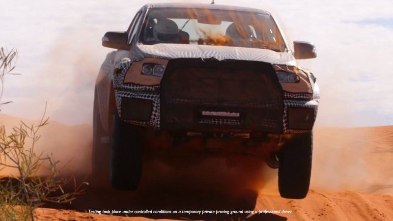 What's Under the Skin of the 2019 Ford Ranger Raptor?
