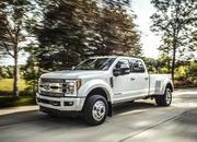 Ford Debuts Limited Trim on 2018 Super Duty and It's Expensive - image 734748