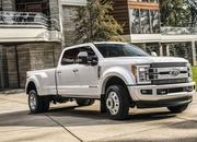 Ford Debuts Limited Trim on 2018 Super Duty and It's Expensive - image 734751