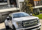 Ford Debuts Limited Trim on 2018 Super Duty and It's Expensive - image 734734
