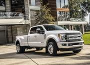 Ford Debuts Limited Trim on 2018 Super Duty and It's Expensive - image 734736