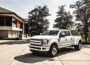 Ford Debuts Limited Trim on 2018 Super Duty and It's Expensive - image 734737