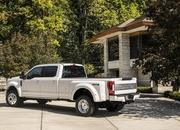 Ford Debuts Limited Trim on 2018 Super Duty and It's Expensive - image 734738