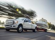 Ford Debuts Limited Trim on 2018 Super Duty and It's Expensive - image 734740