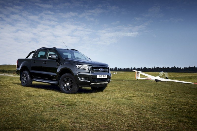 2017 Ford Ranger Black Edition