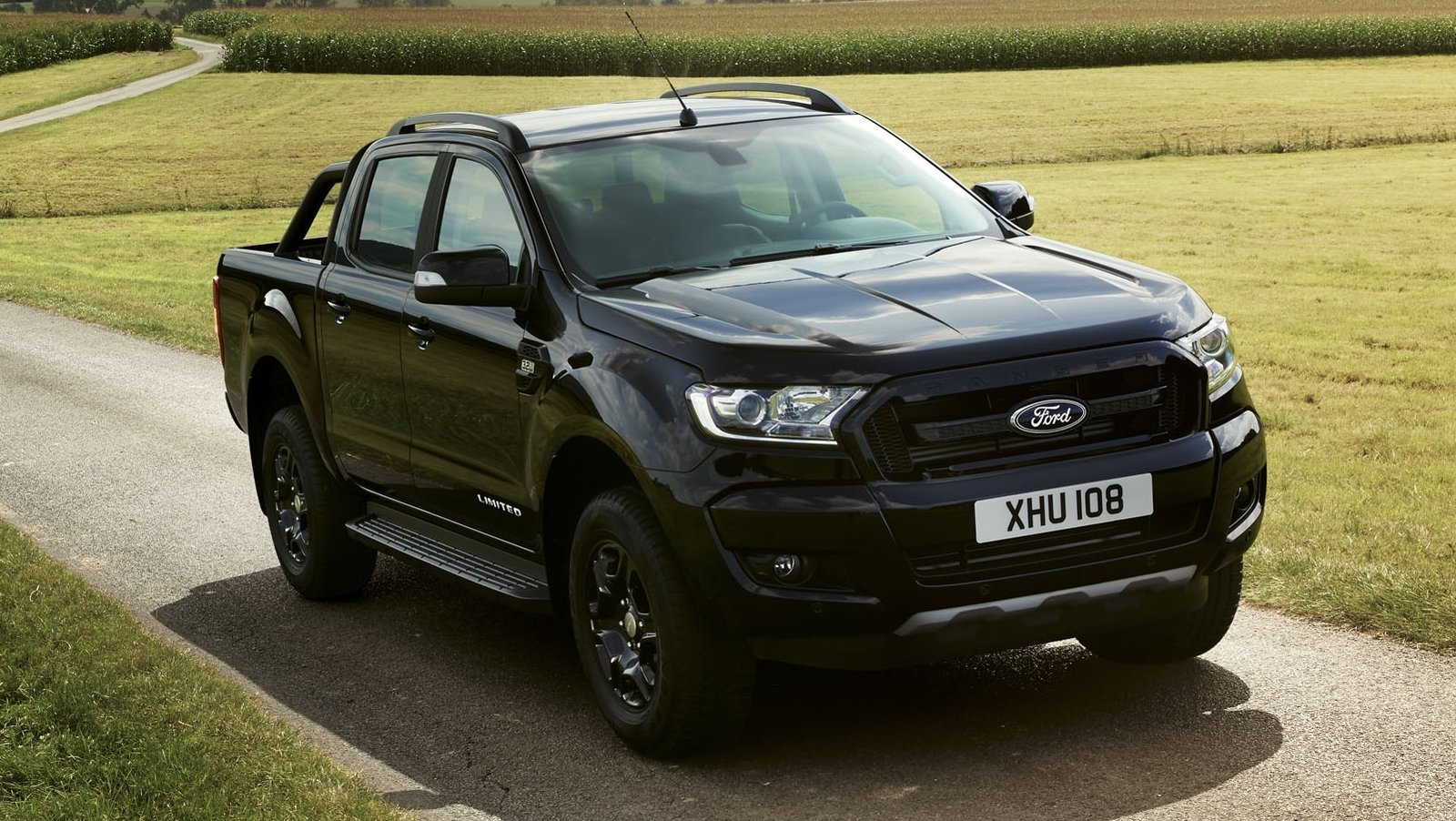 2017 ford ranger black edition review top speed. Black Bedroom Furniture Sets. Home Design Ideas