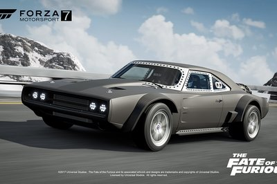 Fate of the Furious is Coming to Forza 7 - image 733928