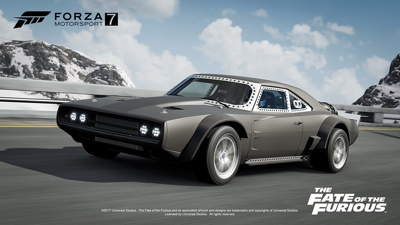 Fate of the Furious is Coming to Forza 7 Exterior - image 733928