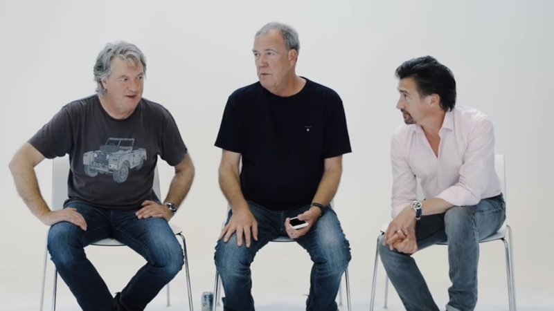 GQ Talks Shop With The Boys From The Grand Tour: Video