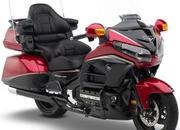 Honda's new flagship tourer is no more a secret. The 2018 Goldwing. - image 733650