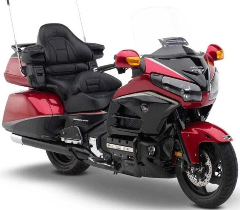 Honda's new flagship tourer is no more a secret. The 2018 Goldwing.