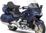 Honda's new flagship tourer is no more a secret. The 2018 Goldwing. - image 733651