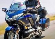 Honda's new flagship tourer is no more a secret. The 2018 Goldwing. - image 733604