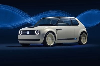 Honda Will Make the Nissan Leaf and VW E-Golf Obsolete When the Urban EV Goes on Sale in 2019 - image 731195