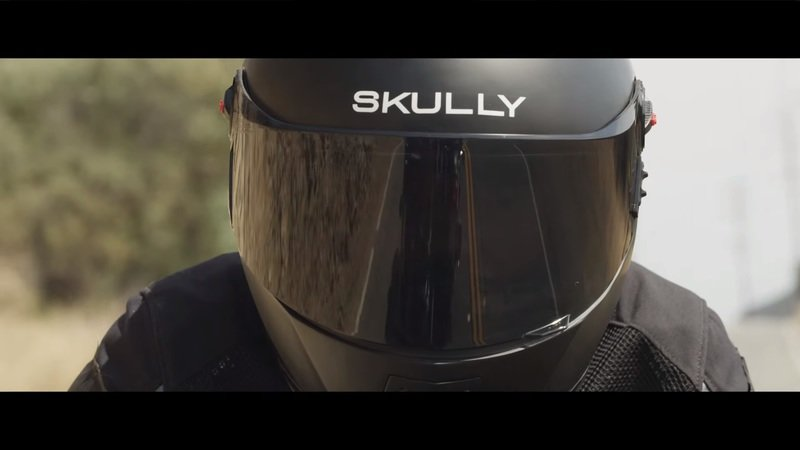 Is the defunct Skully HUD helmet company rising up from the ashes?