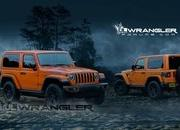Is This The next Jeep Wrangler Two-Door? - image 734781