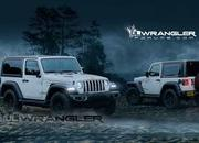 Is This The next Jeep Wrangler Two-Door? - image 734784