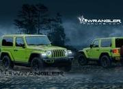 Is This The next Jeep Wrangler Two-Door? - image 734779