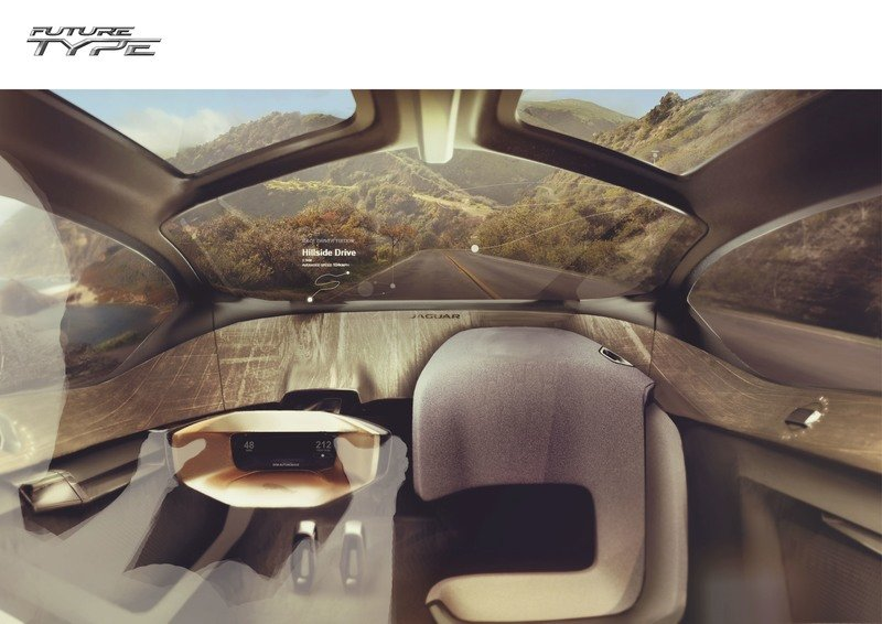 2017 Jaguar Future-Type Concept High Resolution Interior - image 729959