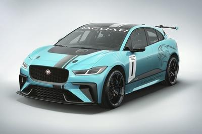 Jaguar Gets Racy With The I-Pace eTrophy - image 731124