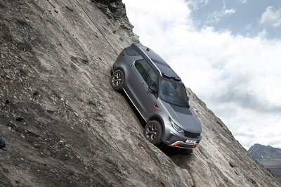 Jaguar Land Rover's SVO Unit Comes Through On Its Word With The Discovery SVX - image 730693