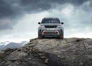 Jaguar Land Rover's SVO Unit Comes Through On Its Word With The Discovery SVX - image 730697