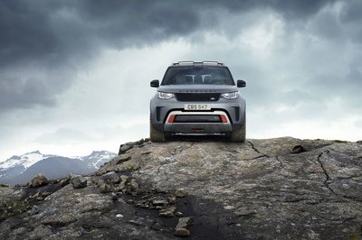 Wallpaper of the Day: 2018 Land Rover Discovery SVX - image 730697