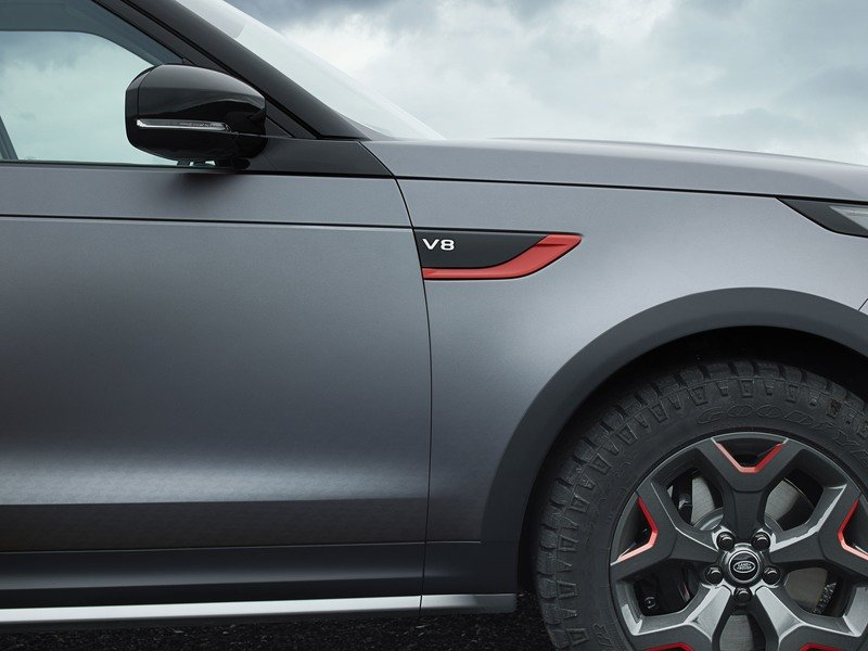 Jaguar Land Rover's SVO Unit Comes Through On Its Word With The Discovery SVX High Resolution Exterior - image 730698