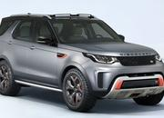 Jaguar Land Rover's SVO Unit Comes Through On Its Word With The Discovery SVX - image 730705