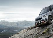 Jaguar Land Rover's SVO Unit Comes Through On Its Word With The Discovery SVX - image 730692