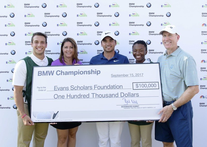 Jason Day Sinks Hole-in-One, Wins A BMW M760i, And Donates it To Charity
